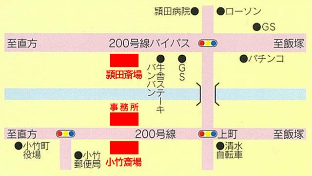 小竹葬祭マップ