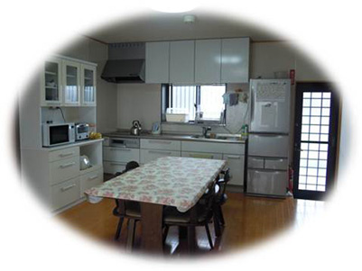 とうきびの家キッチン