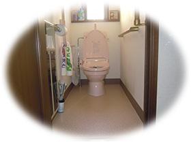 きららトイレ(バリアフリー)