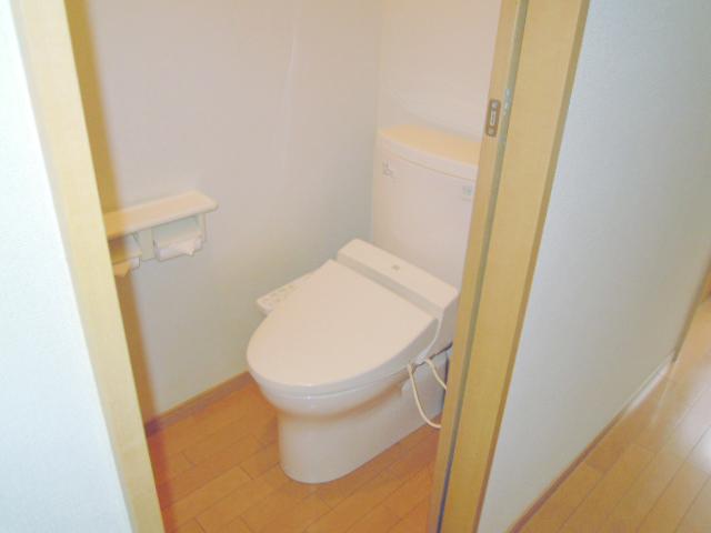 とうきびの家トイレ(バリアフリー)